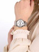 Adriatica A3698.5173QFZ - SET damski zegarek Bransoleta bransoleta