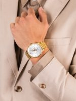 Adriatica A8269.1153QF Moonphase zegarek klasyczny Bransoleta