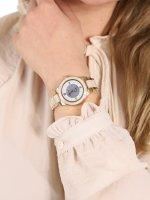 Anne Klein AK-3610GPWT damski zegarek Bransoleta bransoleta