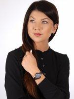 Anne Klein AK-3770BKRG zegarek damski Bransoleta