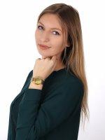 Anne Klein AK-3776MTGB zegarek damski Bransoleta