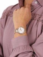 Anne Klein AK-3816MPRG damski zegarek Bransoleta bransoleta