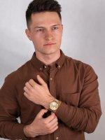 Pierre Ricaud P91078.1151Q zegarek męski Bransoleta