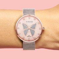 Zegarek klasyczny  Butterfly S700LXVVMV-DB - duże 6