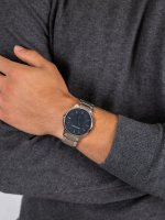 Emporio Armani AR11137 męski zegarek Classics bransoleta