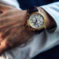 Frederique Constant FC-292MC4P5 CLASSICS QUARTZ CHRONOGRAPH zegarek klasyczny Classics