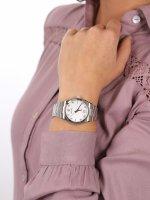 Bulova 96P218 damski zegarek Diamond bransoleta