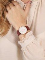 Atlantic 29043.44.27 damski zegarek Elegance pasek