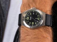 Traser TS-108638 P59 Essential M Black zegarek klasyczny P59 Classic