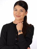 Anne Klein AK-3720RGBK zegarek damski Pasek