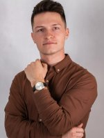 Zegarek klasyczny  Pasek P97228.1213Q - duże 4