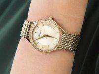 Adriatica A3176.1111QZ Classic zegarek klasyczny Bransoleta