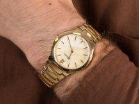 Adriatica A3425.116SQ zegarek klasyczny Bransoleta