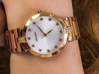 Adriatica A3696.9143QZ zegarek klasyczny Bransoleta