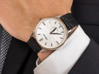 Adriatica A1230.R263QXL Classic zegarek klasyczny Pasek