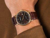 Adriatica A1280.122GQ zegarek klasyczny Pasek