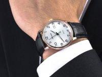Adriatica A8242.9223Q zegarek klasyczny Pasek