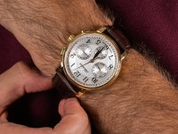 Adriatica A8256.1223QFXL Multifunction zegarek klasyczny Pasek