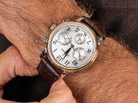 Zegarek klasyczny Adriatica Pasek A8256.2223QFXL - duże 6