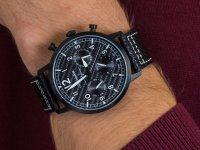 Zegarek klasyczny Adriatica Pasek A8261.B224QF Aviation - duże 6