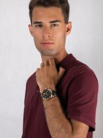 Zegarek klasyczny Adriatica Pasek A8267.1224CH Fly Back - duże 4