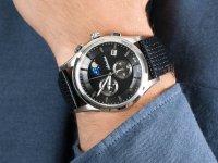 Adriatica A8282.5214CH Moonphase Chronograph zegarek klasyczny Pasek