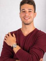 Zegarek klasyczny Adriatica Pasek A8289.1217Q - duże 4