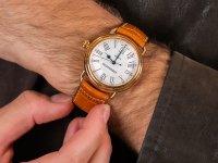 Zegarek klasyczny Aerowatch 1942 60900-RO18 1942 AUTOMATIC - duże 6