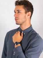 Aerowatch 67975-AA03 zegarek męski Heritage Slim