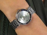 Zegarek klasyczny Anne Klein Bransoleta AK-1363SVSV - duże 6