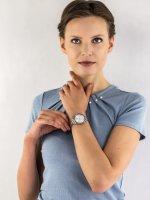 Zegarek klasyczny Anne Klein Bransoleta AK-2979SVSV - duże 4