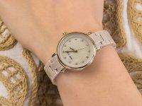 Zegarek klasyczny Anne Klein Bransoleta AK-3312TNGB - duże 6