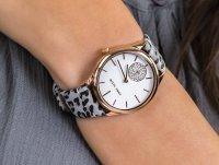 Zegarek klasyczny Anne Klein Bransoleta AK-3324GYLE - duże 6