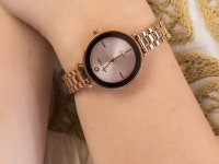Anne Klein AK-3386RGRG zegarek klasyczny Bransoleta