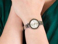 Anne Klein AK-3387SVTT zegarek klasyczny Bransoleta