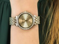 Zegarek klasyczny Anne Klein Bransoleta AK-3420CHGB - duże 6