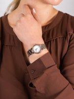 Zegarek klasyczny Anne Klein Bransoleta AK-3605MPRT - duże 5