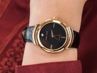 Anne Klein AK-2358RGBK zegarek klasyczny Pasek