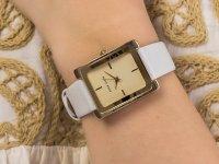 Zegarek klasyczny Anne Klein Pasek AK-2706CHWT - duże 6