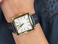 Zegarek klasyczny Anne Klein Pasek AK-2740CHBL - duże 6