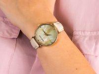 Anne Klein AK-2790IMIV zegarek klasyczny Pasek