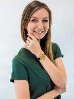 Anne Klein AK-2996CHRU zegarek damski Pasek