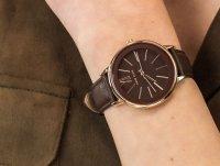 Anne Klein AK-3252RGBN zegarek klasyczny Pasek