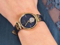 Zegarek klasyczny Anne Klein Pasek AK-3380NMNV - duże 6