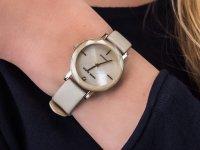 Anne Klein AK-3434IMIV zegarek klasyczny Pasek