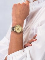 Zegarek klasyczny Armani Exchange Fashion AX5216 Lady Hampton - duże 5