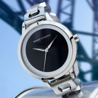 zegarek Armani Exchange AX5612 srebrny Fashion