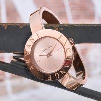 zegarek Armani Exchange AX5905 różowe złoto Fashion