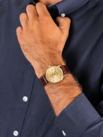 Atlantic 95343.65.31 męski zegarek Seagold pasek