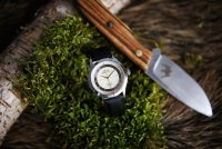 Zegarek klasyczny Atlantic Worldmaster 53754.41.93RB Worldmaster The Original Automatic Incabloc - duże 8